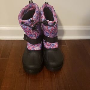 Northside Girls boots size 1
